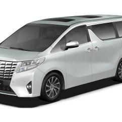 Toyota All New Alphard 2015 Spesifikasi Grand Veloz 1.3 3d Model