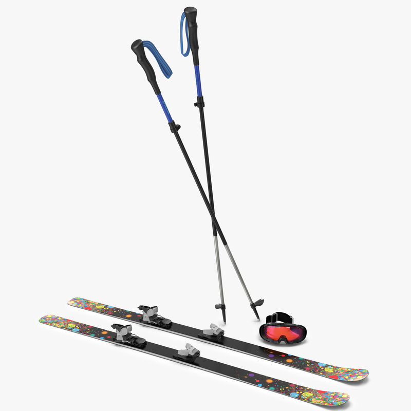 max equipment skiing modeled