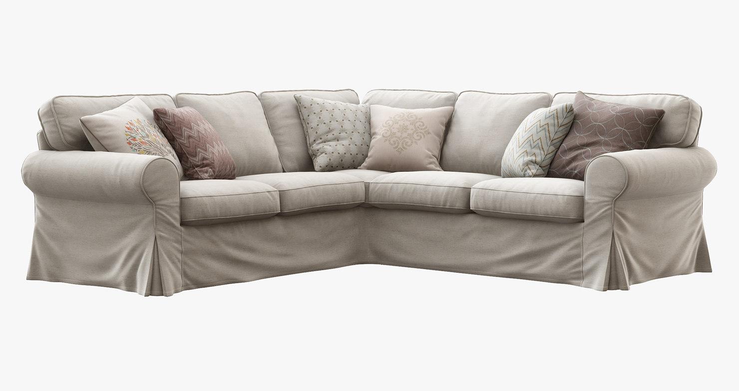 ikea rp corner sofa covers uk olive green velvet 3d ektorp