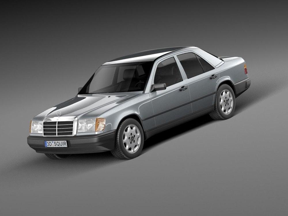medium resolution of mercedes w124 e class 1984 1997