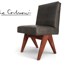 Le Corbusier Chair Thomasville Dining Chairs 3d Max Pierre Jeanneret
