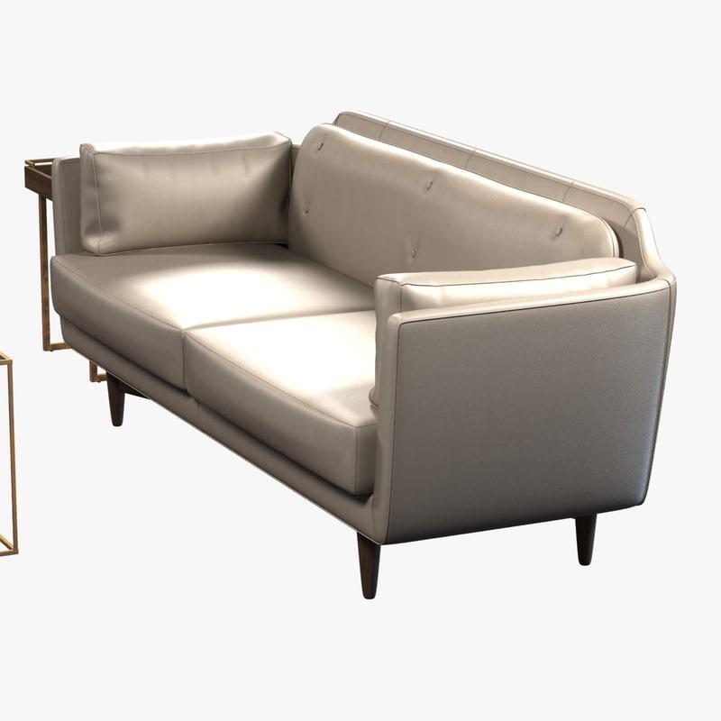 sage leather sofa waterproof cover amazon max beige coco