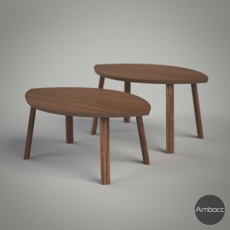 lwo ikea stockholm nesting tables