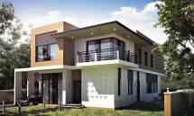 Modern Villa Design 3D