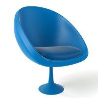cartoon armchair 3ds
