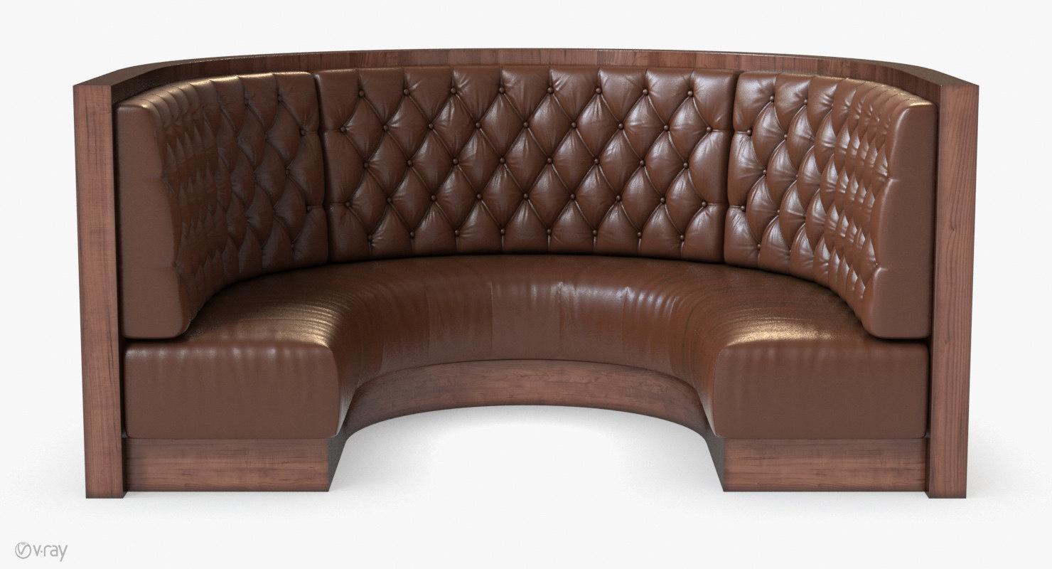 restaurant sofa booth seating charlotte nc circular banquette baci living room