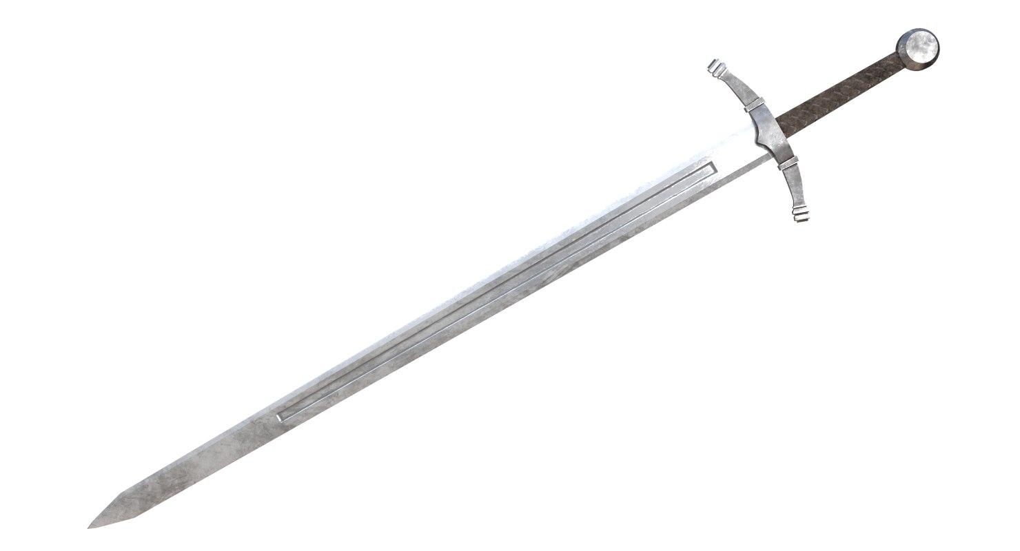 sword asset unity 3d obj