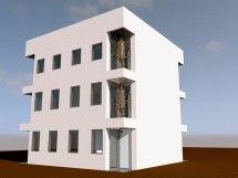 3D Building Design Revit Architecture