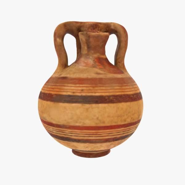 Ancient Greek Pottery Textures