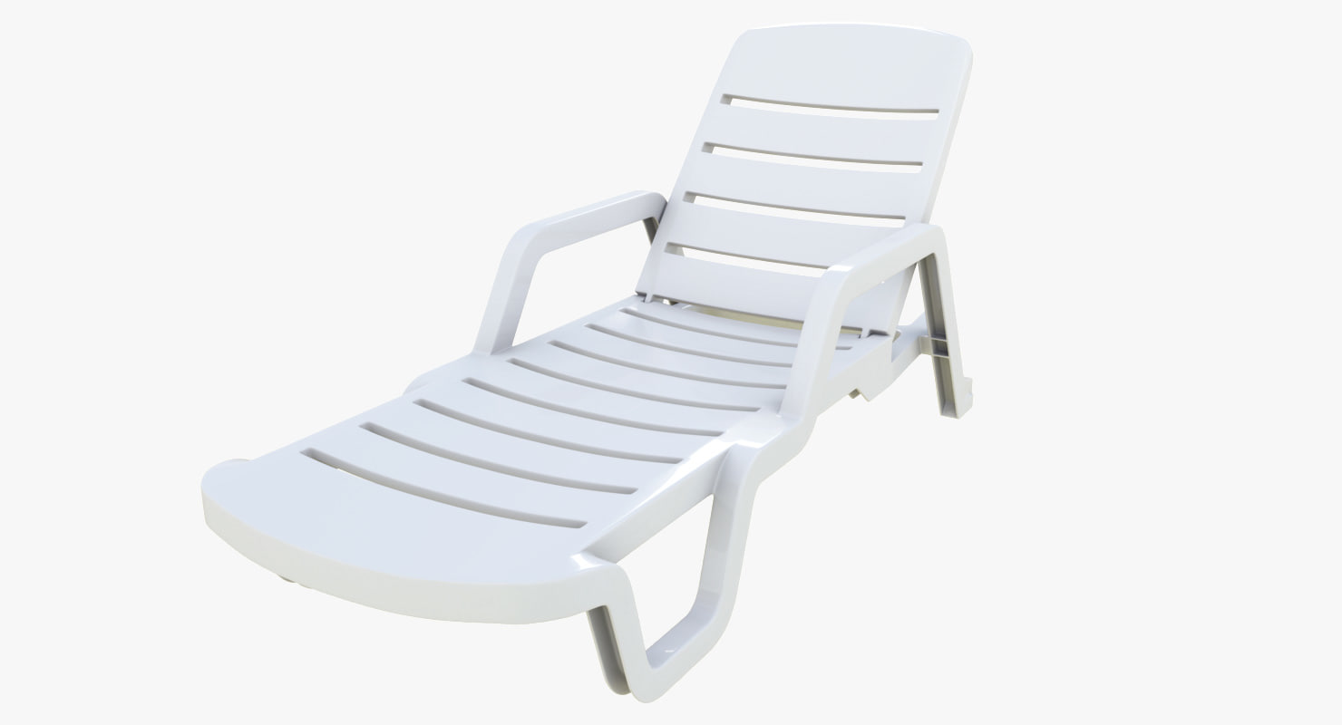Plastic Lounge Chair Plastic Lounge Chair
