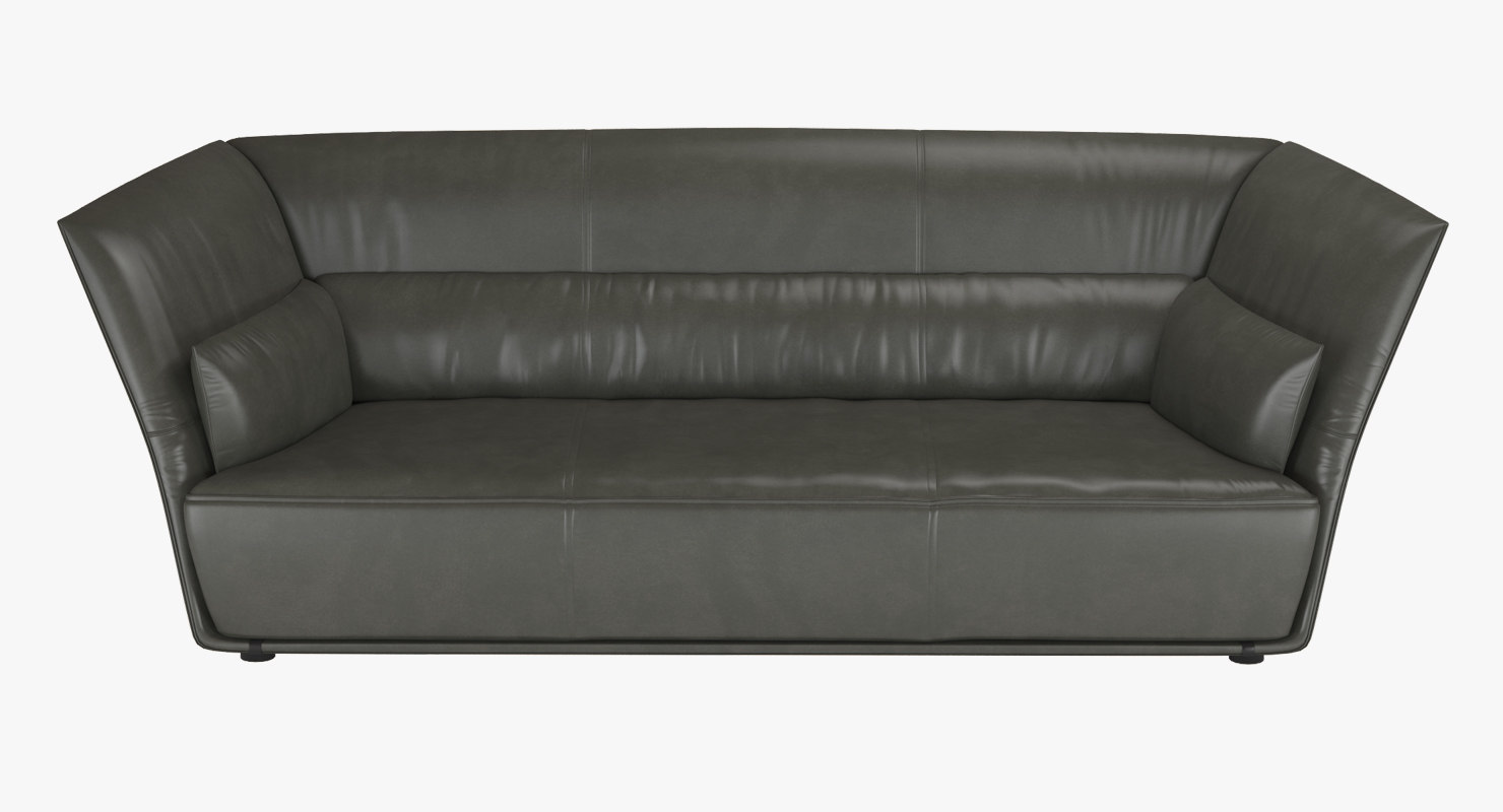 poltrona frau sofa review modern arm covers 3d almo