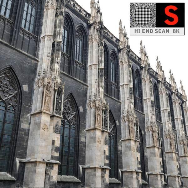 Gothic Architecture 3D Models
