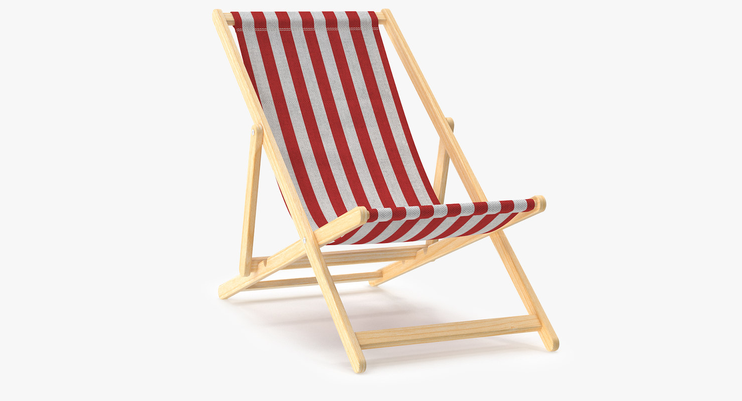 Folding Wood Beach Chair Beach Chair