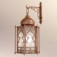 arabic wall lamp 3d model