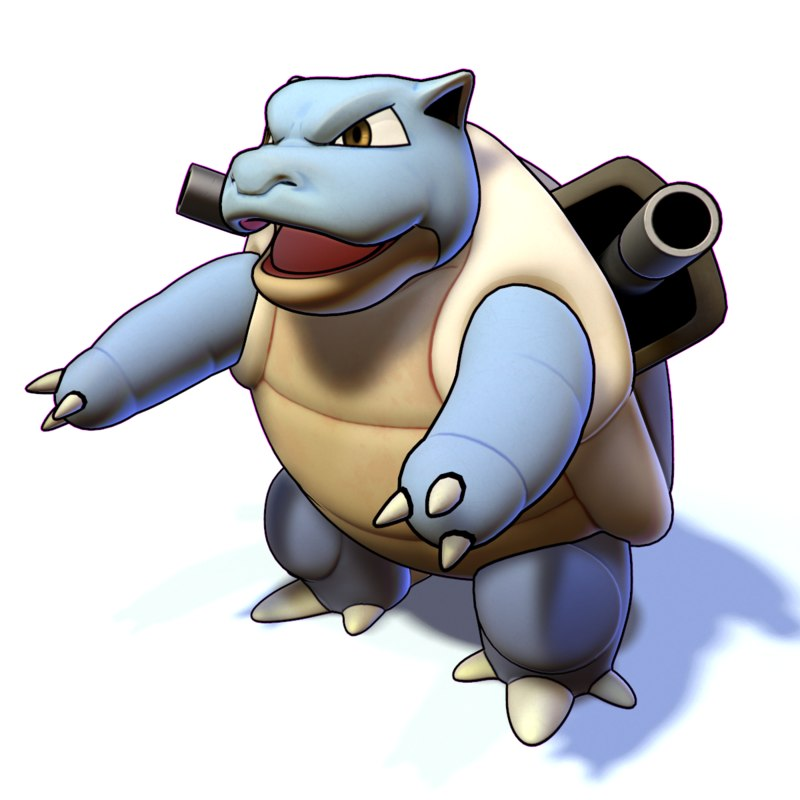 blastoise pokemon