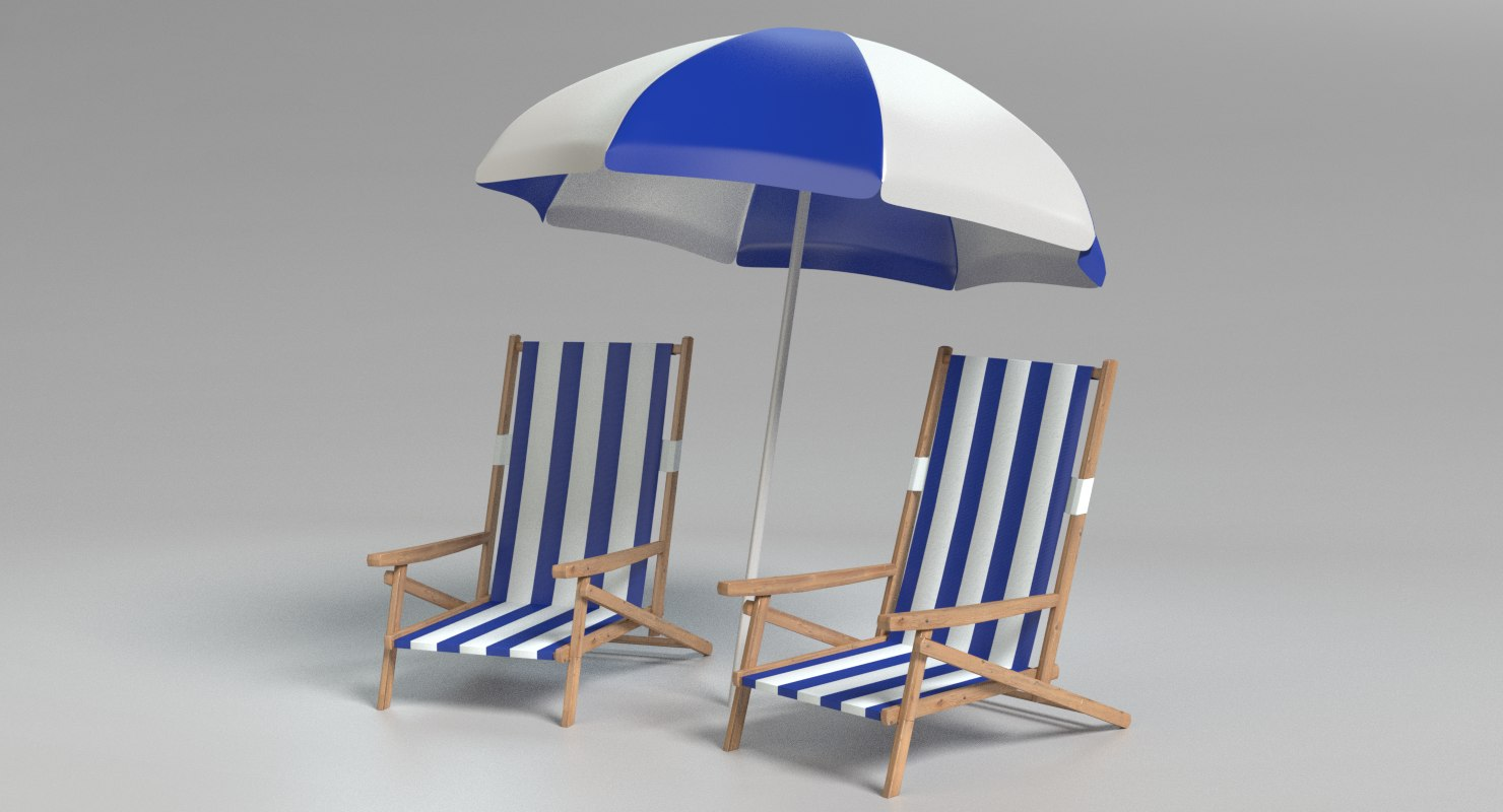 Beach Chairs With Umbrella Beach Chairs And Umbrella