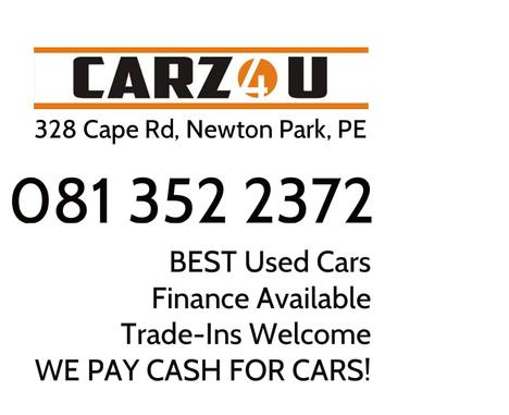 CARZ 4 U Car Dealers Port Elizabeth • Port Elizabeth • Oos