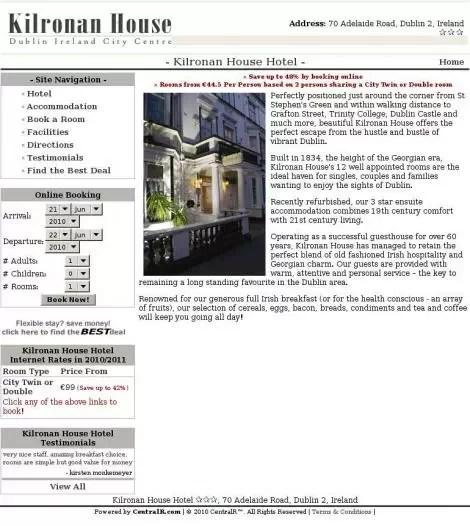 Kilronan House Hotel
