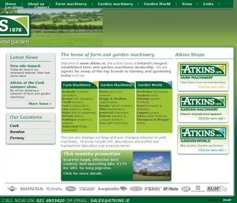Atkins Farm Machinery Fermoy