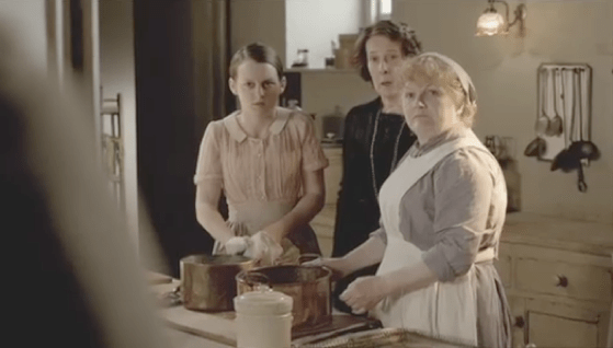 Downton Abbey Servants
