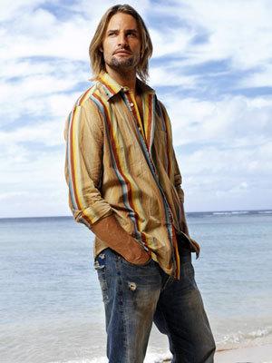 Josh Holloway como Sawyer