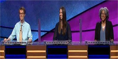 Ryan Fenster On Jeopardy