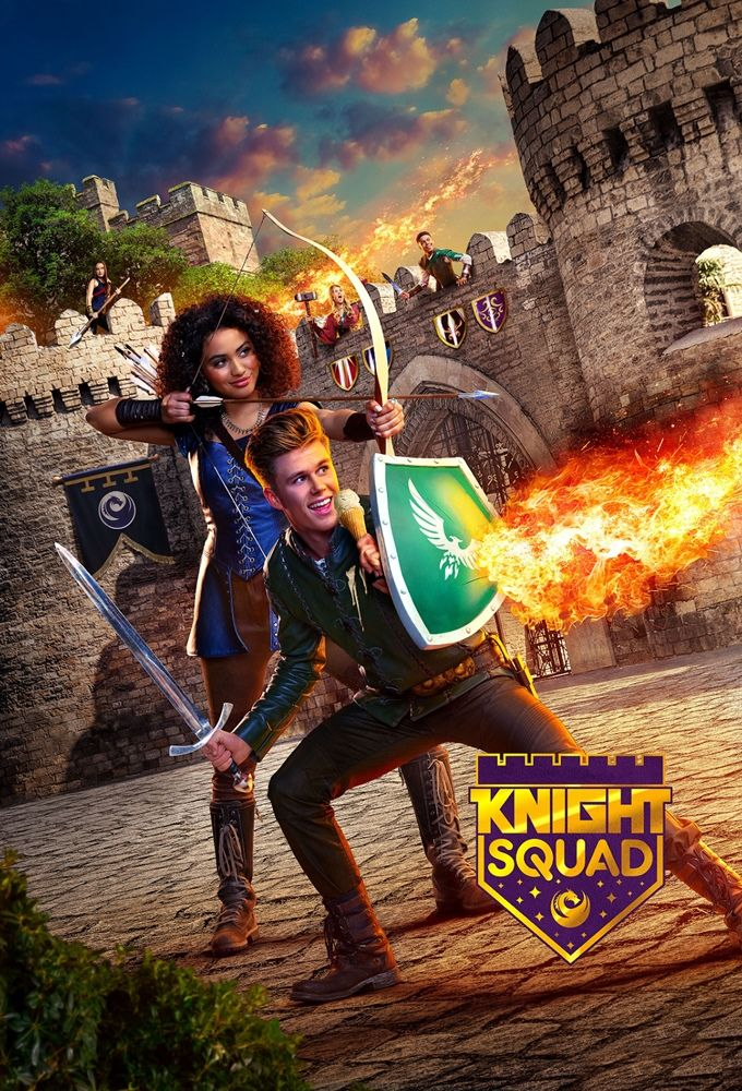 Knight Squad Last Episode : knight, squad, episode, Knight, Squad, TVmaze