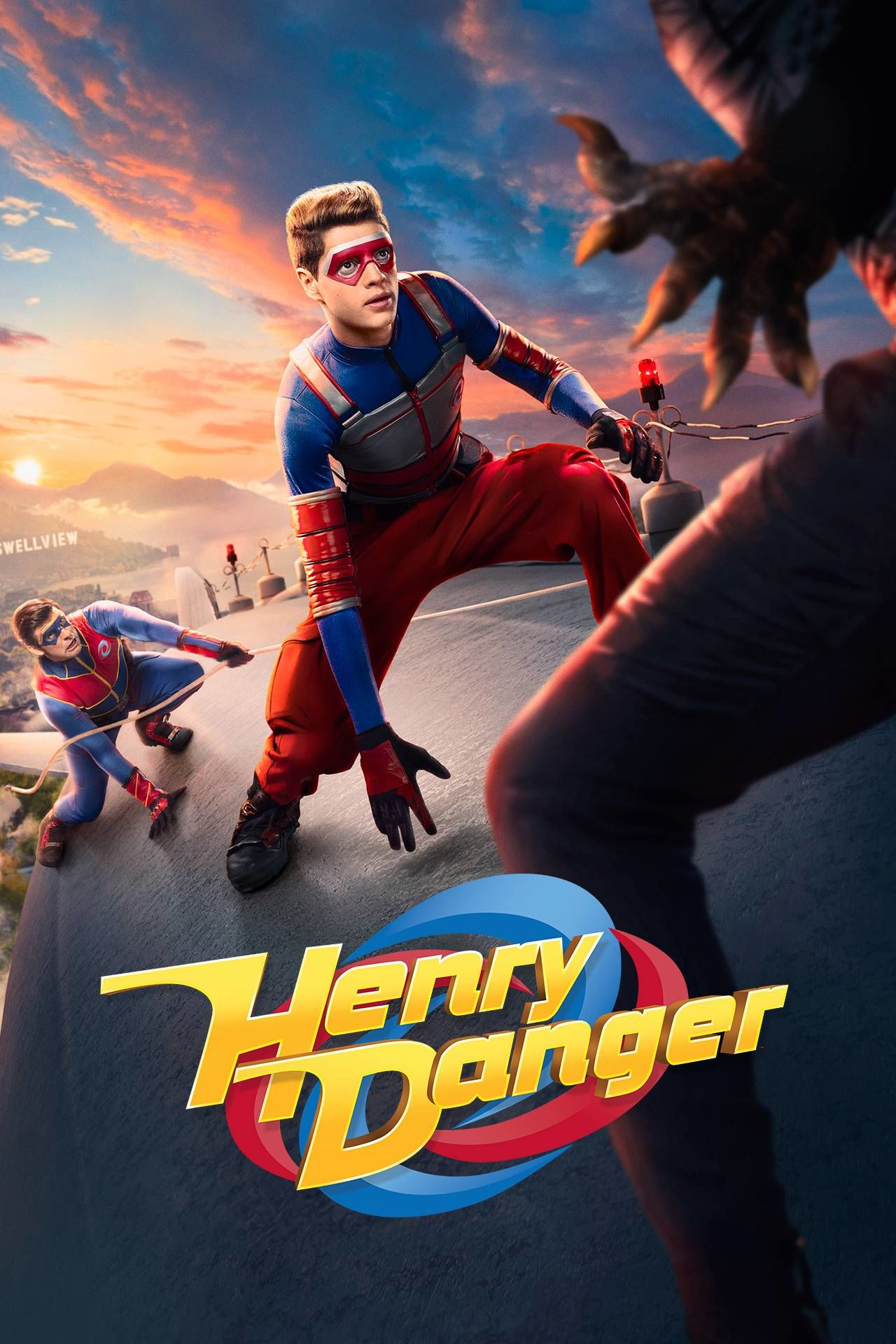 What Is Charlotte's Last Name In Henry Danger : charlotte's, henry, danger, Henry, Danger, TVmaze