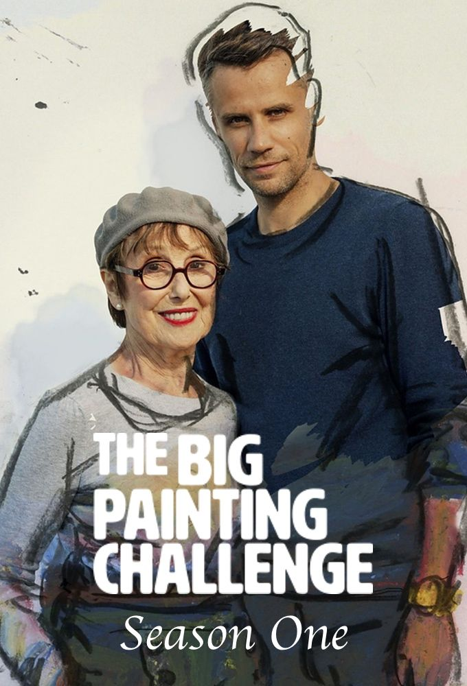The Big Painting Challenge : painting, challenge, Painting, Challenge, TVmaze