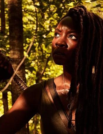 Michonne The Walking Dead : michonne, walking, Walking, Michonne, Characters, Tropes