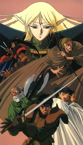 Lord Of The Rings Wallpaper Quotes Record Of Lodoss War Roleplay Tv Tropes