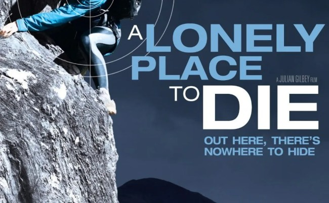 A Lonely Place To Die Film Tv Tropes