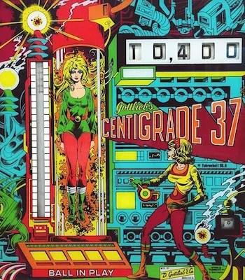 Centigrade 37 (Pinball) - TV Tropes