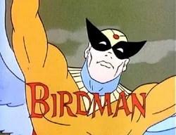 birdman western animation tv