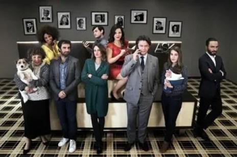 Dix pour cent (Series) - TV Tropes