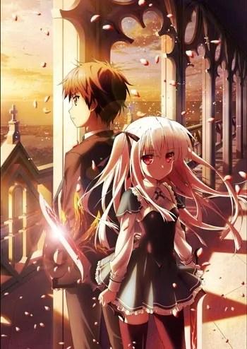 absolute duo light novel
