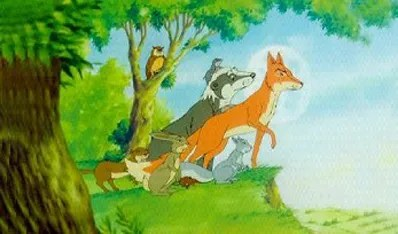 The Animals of Farthing Wood Western Animation  TV Tropes