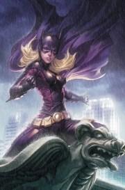 batgirl 2009 comic book - tv