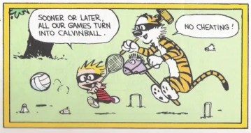 Image result for Calvinball