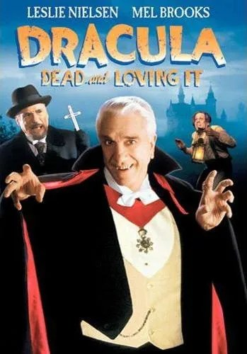 Dracula Dead And Loving It Quotes