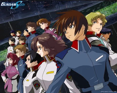 Image result for gundam seed