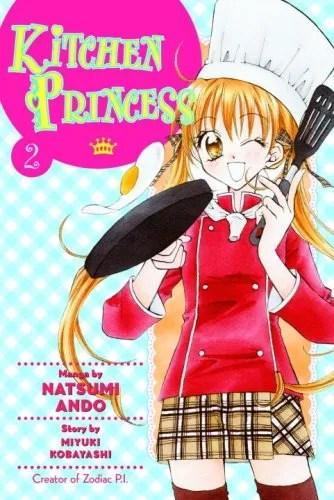 Kitchen Princess Manga  TV Tropes