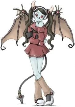cute monster girl tv