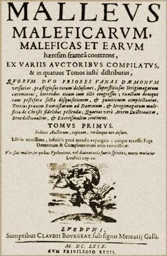 Image result for Malleus Maleficarum