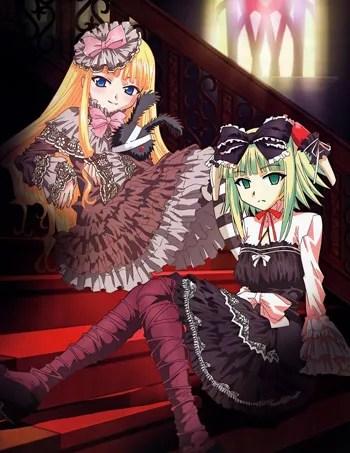 Fall Hedgehog Wallpaper Elegant Gothic Lolita Tv Tropes