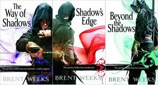Image result for the night angel trilogy