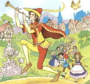 The Pied Piper of Hamelin (Literature) - TV Tropes