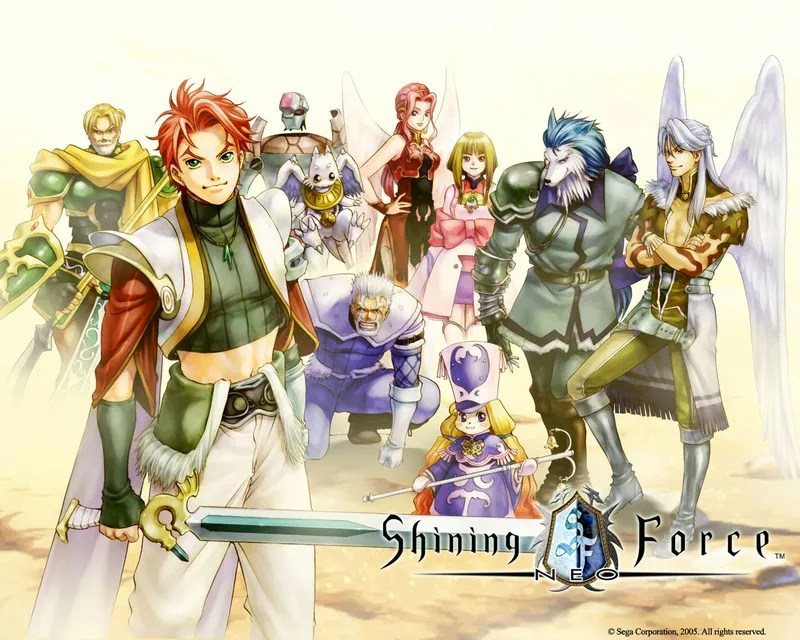 Shining Force (video Game)  Tv Tropes