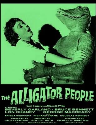 the alligator people film