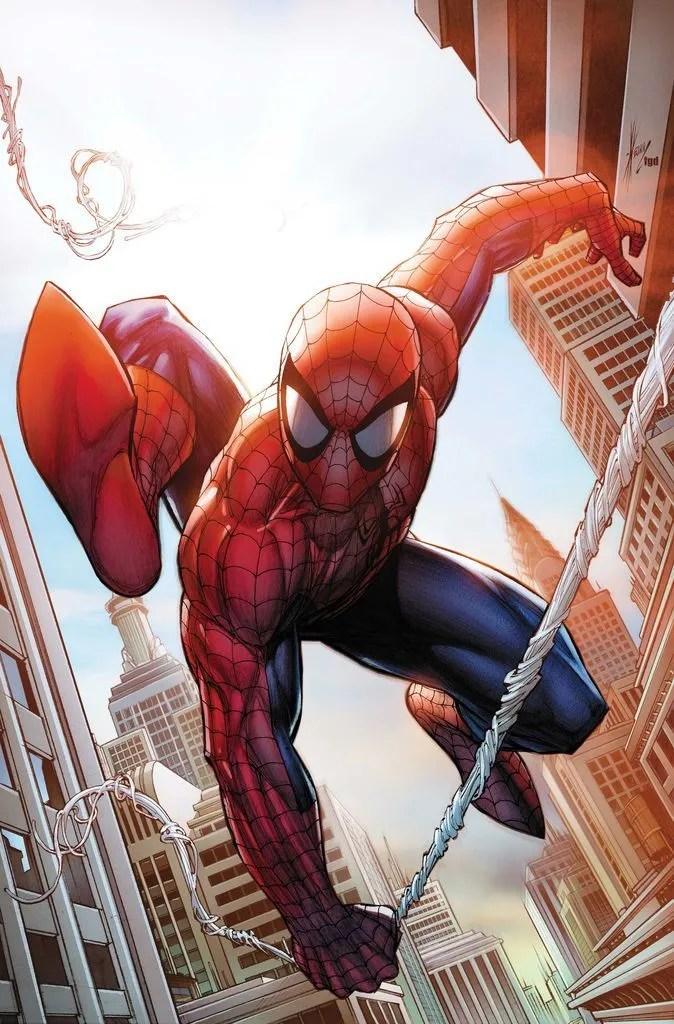 Spiderman Surrogate Father : spiderman, surrogate, father, Spider-Man:, Character, Characters, Tropes